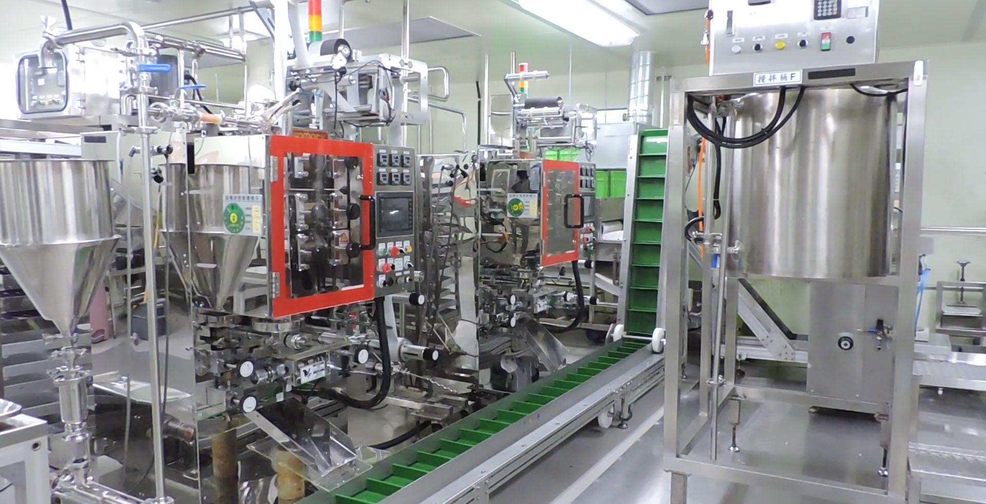 益生菌工厂,逢兴生物高规格益生菌保健食品代工